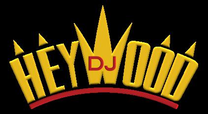 DJ Heywood Logo